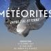 Exposition des météorites.