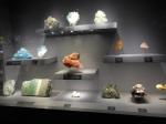 minéralogie, Muséum, trésors de la terre