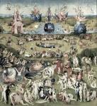 Jérôme Bosch, théorie de la couleur, technique de peinture, le jardin des délices, le paradis