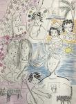 confiner chez soi,confinement,dessiner à la maison,nature morte,cours de dessin,cours en ligne
