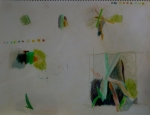 dessiner au jardin ndes plantes, jardin alpin, dessiner la nature, cours de dessin, cours d'aquarelle, paris