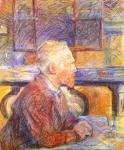Toulouse-Lautrec Henri Portrait de Van gogh.jpg