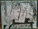 jacques villon,histoire de l'art,cours de dessin,cours de peinture