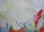 collage,aquarelle,atelier grenelle,art abstrait,cours de peinture,cours d'arts plastiques