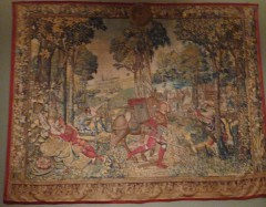 Louvre 14:03:19 tapisserie - chasse de Maximilien 1.jpg