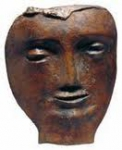Sculpture  Derain masque humain-2.jpg