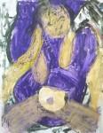modèle vivant,peinture à l'huile,peinture artistique,couleur,création artistique