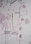 jardin des plantes, muséum, serre tropicale, cours de dessin, cours d'aquarelle,