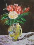 reproduction de maîtres,peinture à l'huile,cours de peinture