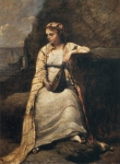 dessiner au louvre,travailler la couleur,la peinture de paysage,corot,daubigny,peinture du 19ème,théodore rousseau