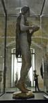 croquis,dessin,vierge à l'enfant,christ en croix,encre de chine,pinceau,image,sculpture,louvre,photographie d'art,paris,marie-annick jagu