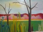 cours de peinture, peindre la nature, peindre les arbres, peinture à l'huile, cours de peinture, coach peinture,