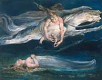 William Blake Dommage, aquarelle,histoire de l'aquarelle,technique d'aquarelle,le geste du pinceau
