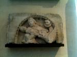 sculpture française, sculpture du moyen-âge, art roman, Louvre, dessiner au Louvre,
