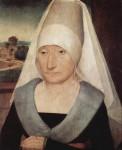 P. Hans Memling, Portrait de vieille femme.jpg