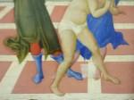 Sano Di Pietro XVème Vie de St Jerome détail pied.jpg