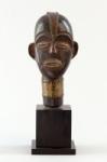 musée d'art moderne de la ville de Paris, collection du MAM, cour de dessin au musée, art contemporain, visage, portrait,