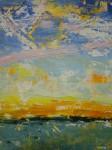peinture au couteau, peinture à l'huile, expression personnelle, création artistique, ,