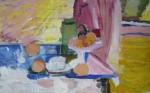 couleur, peinture à l'huile, atelier de peinture, cours de peinture, ambiance de couleur, art abstrait, peinture au couteau, peinture au pinceau,