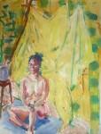 modèle vivant,atelier de peinture,cours de peinture