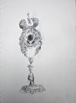 exposition,geste baroque,louvre,dessin,encre,sculpture,collection salzbourg