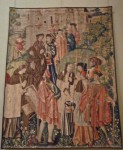 tapisserie de la renaissance,tapisserie au louvre,vitrail