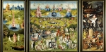 Jérôme Bosch, théorie de la couleur, technique de peinture, Jérôme Bosch Le jardin des délices