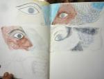 dessiner au louvre,art perse,antiquité orientale