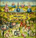 Jérôme Bosch, théorie de la couleur, technique de peinture, le jardin des délices, le paradis,