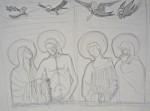 exposition giotto,cours de dessin