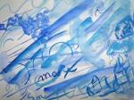 aquarelle, atelier d'aquarelle, cours d'aquarelle, couleur