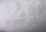 petit palais,cours de dessin,salle des icones,sculptures de jean carries,peinture de yan pei ming