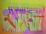 peinture au couteau,cours de peinture,peinture à l'huile,peinture gestuelle