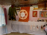 art textile, broderie, dentelle au crochet, dentelle irlandaise, picot bigouden, Lil'Art,
