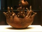 dessiner au Louvre, art perse, antiquité orientale,