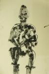dessiner au louvre,cours de dessin,art premier, louvre
