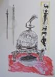 art copte,dessin au louvre,découvrir les collections du louvre,cours de dessin,paris