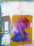 peinture modèle vivant,peinture à l'huile,atelier de peinture