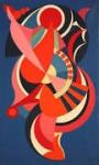 art contemporain, cours de peinture, cours de dessin, Auguste Herbin, Robert Delaunay,