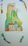 stage aquarelle, stage d'été, dessin, peinture, aquarelle,