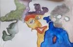 dessiner à la maison, dessiner, Paris, sculpture, fleurs,