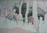 stages de dessin, stage d'aquarelle, dessiner la forêt, peindre la foret, dessiner la nature