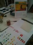 fauvisme,matisse,apprendre la couleur