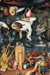 Jérôme Bosch, théorie de la couleur, technique de peinture, le jardin des délices, l'homme arbre,
