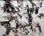tecnique peinture au couteau, peindre au couteau, peinture à l'huile, acrylique, peinture au couteau,