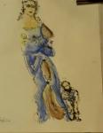 louvre,sculpture italienne,gothique tardif,cours de dessin