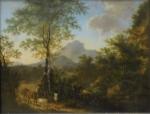 Peinture flamande, Ruisdael, peinture de paysage,