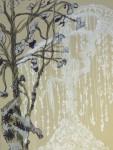 exposition,tzuri gueta,jardin des plantes,serres tropicales,croquis,dessin