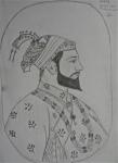 Louvre, cours de dessin, croquis au Louvre, art d'Islam,