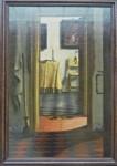 Paul Brill, Dürer, Lucas Cranack, Lucas de Leyde, peinture flamande, exposition de dessin au Louvre, dessiner au Louvre, exposition un allemand à la cour de Louis XIV, Van dyck